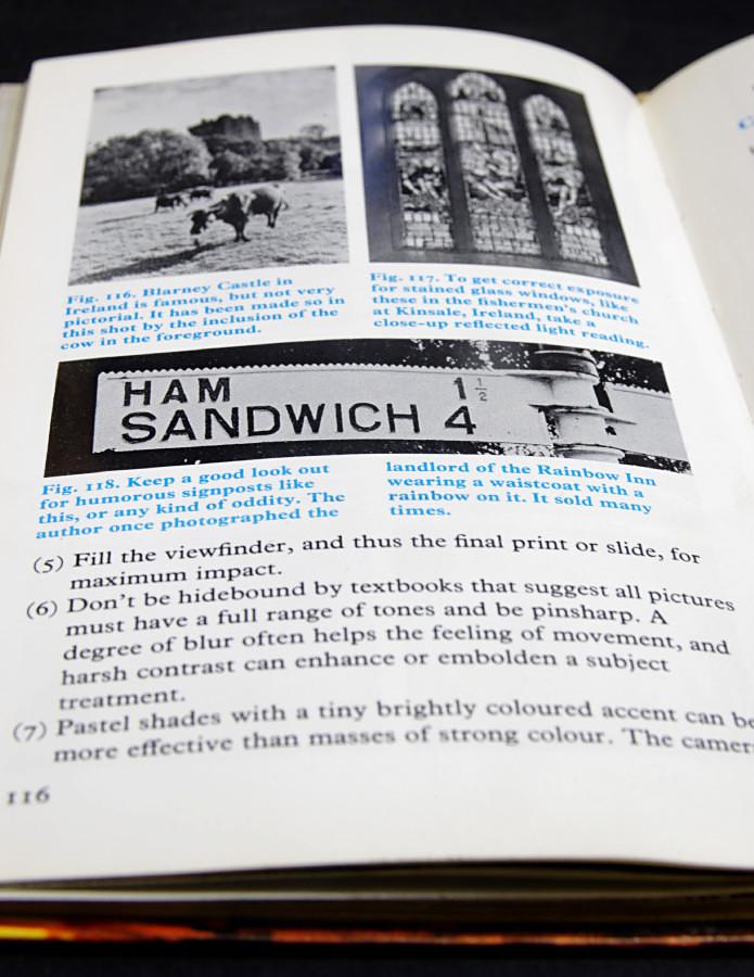 Discover Rewarding Photography Ham Sandwich