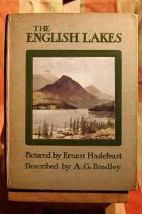 The English Lakes front cover