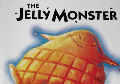 The Jellymonster front cover