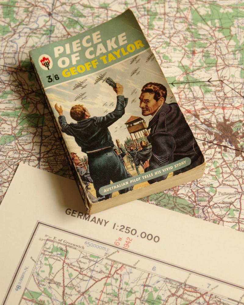 WW2 RAF maps
