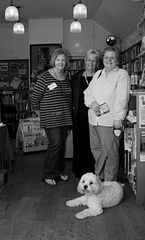 Brighstone Library volunteers