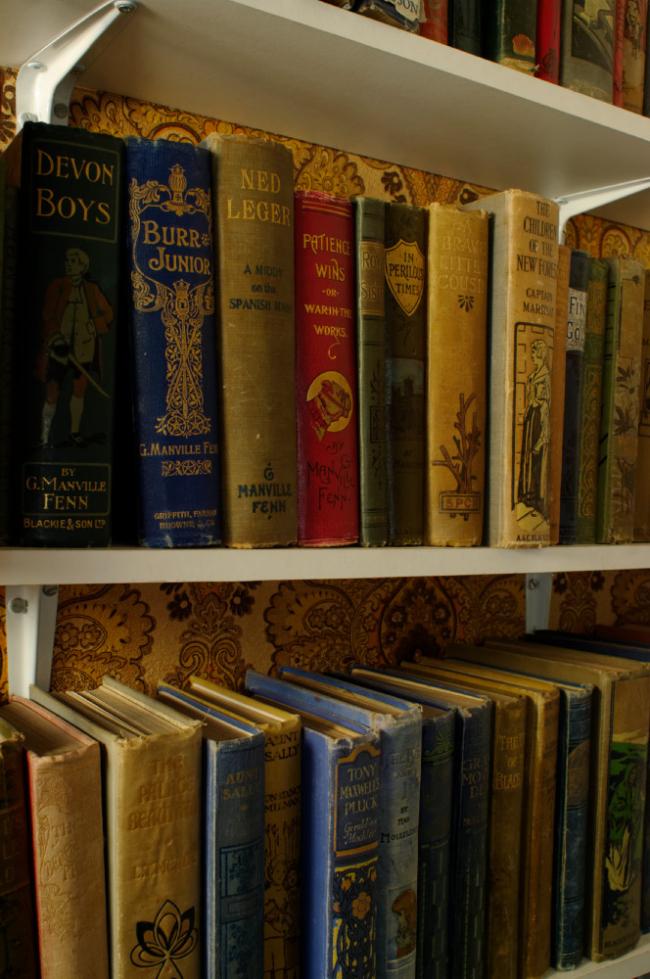 Old children's books