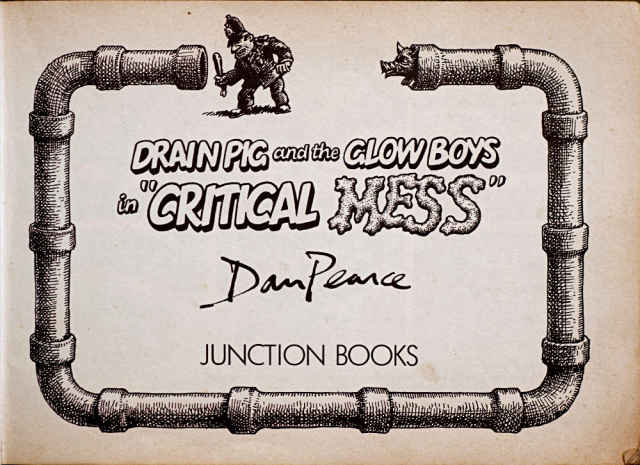Drain Pig title page