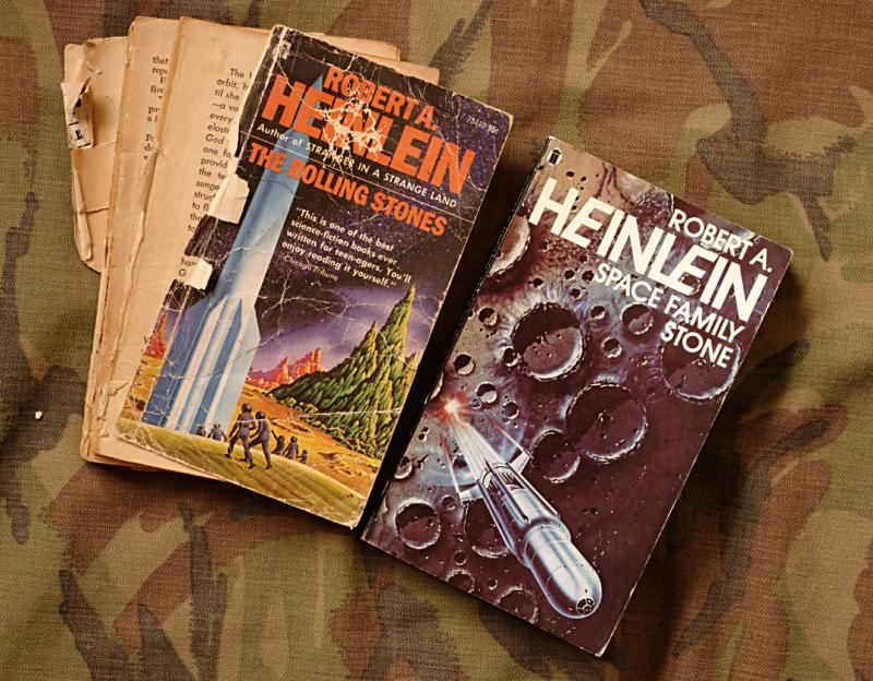 Heinlein's Stone family