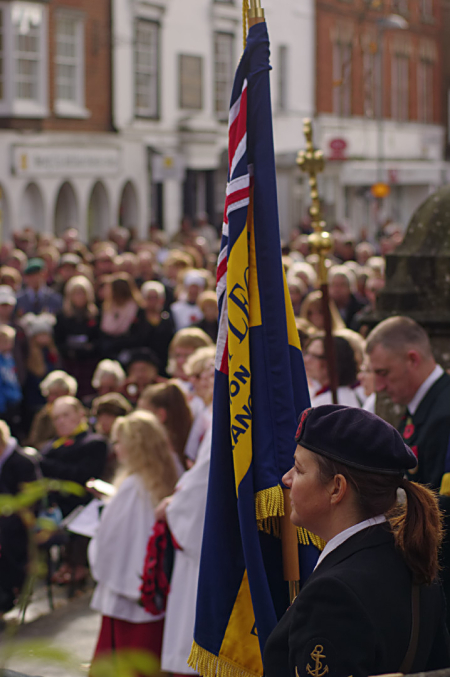 Winslow Remembrance Day 2018 08