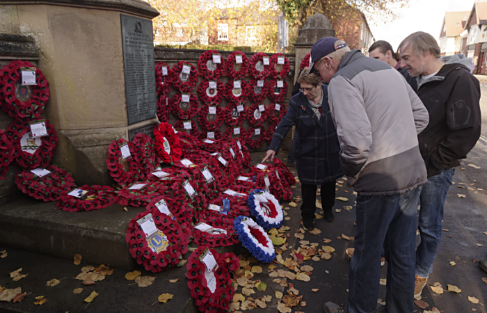 Winslow Remembrance Day 2018 20