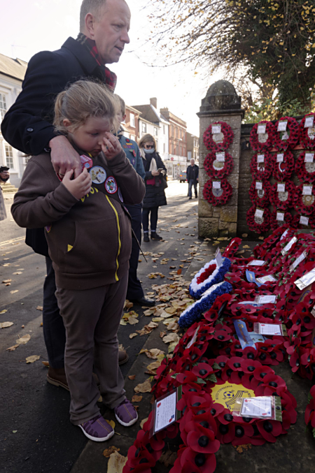 Winslow Remembrance Day 2018 22