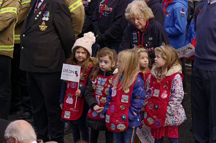 Winslow Remembrance Day 2018 16