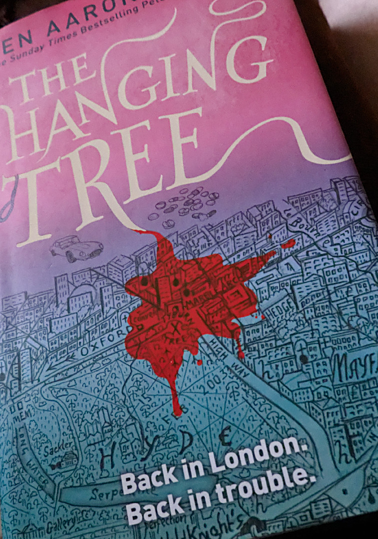 Ben Aaronovitch The Hanging Tree
