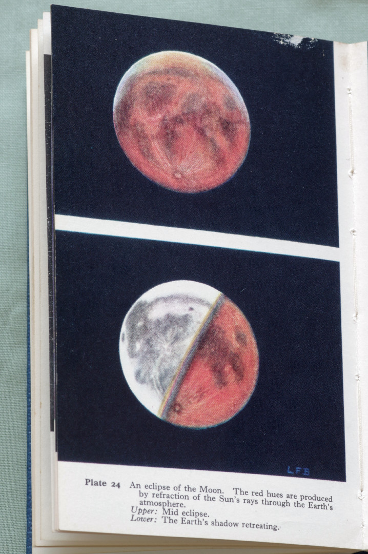 Observer's Astronomy Patrick Moore Lunar eclipse