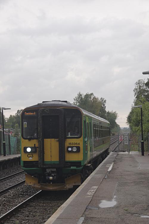 Woburn Sands railway station Bedford train