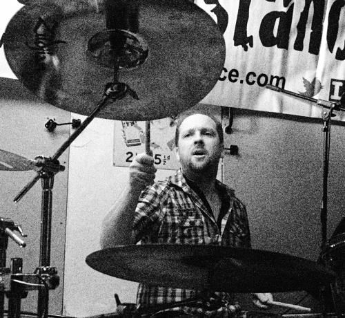 Band Substance drummer