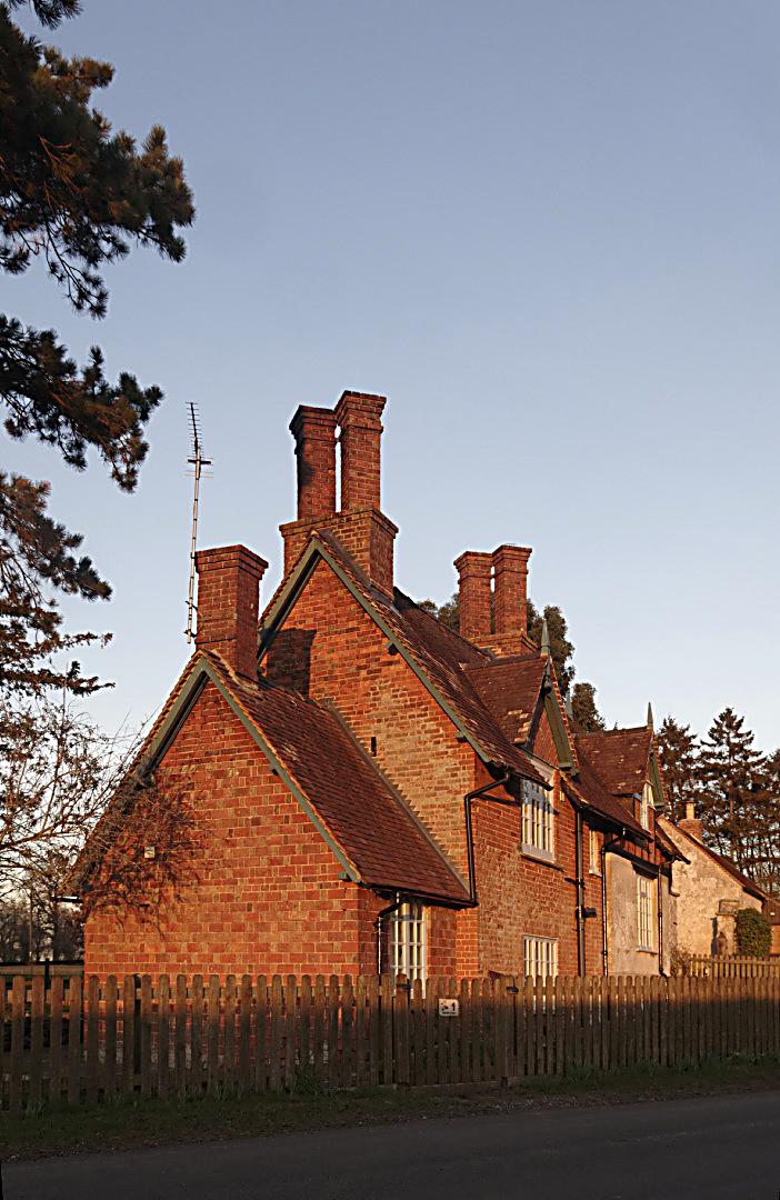Claydon House South lodge