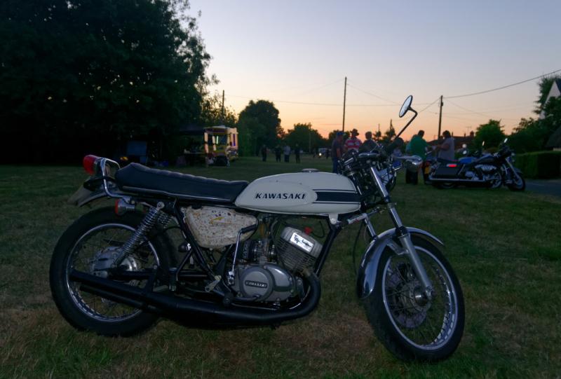 Kawasaki 2-stroke triple