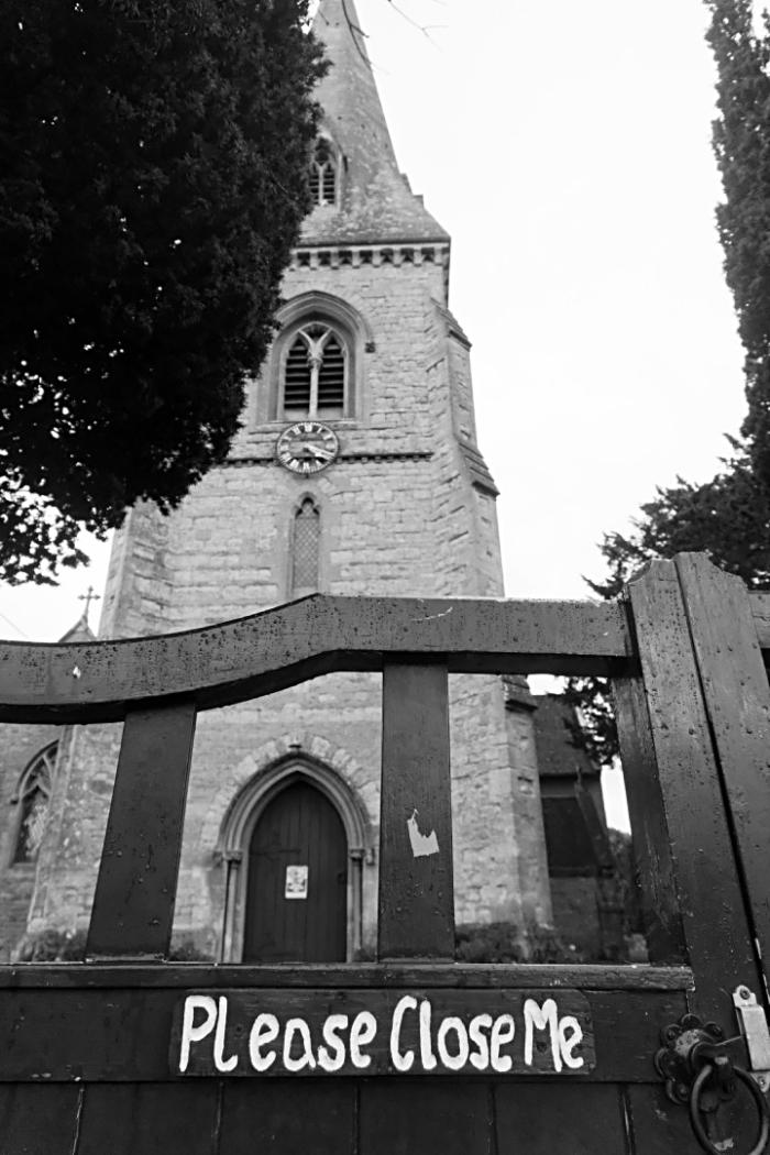 St Michael's  Steeple Claydon