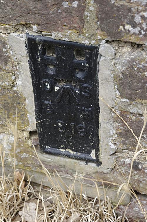 Ordnace Survey Bench Mark