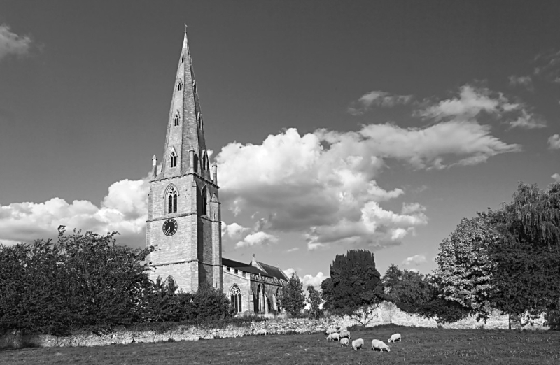 Church of St Peter and St Paul  Olney