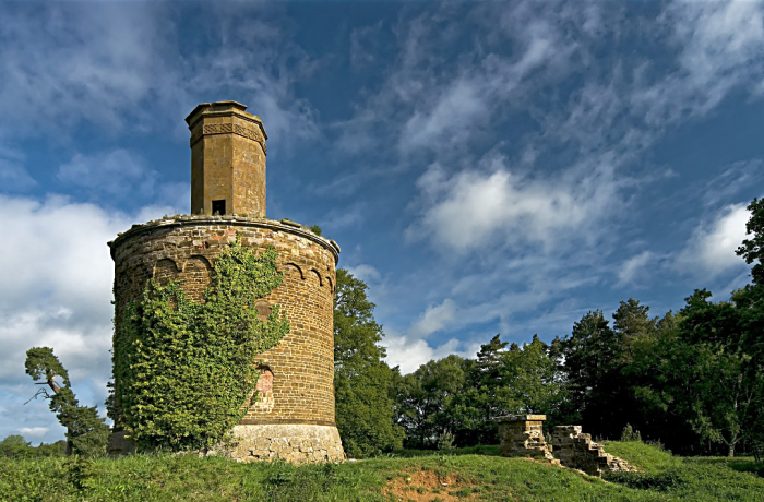 Bourbon Tower  Stowe