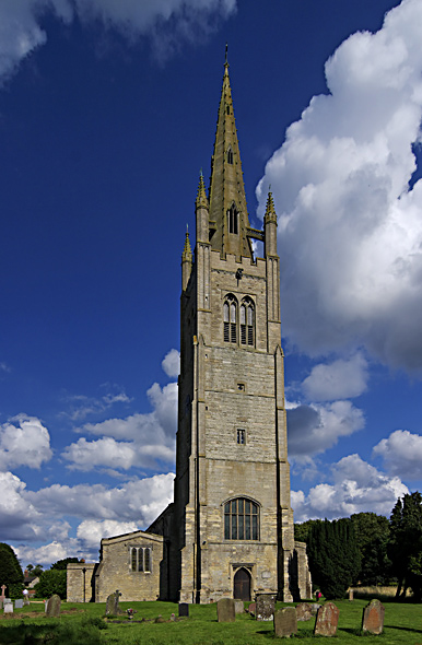 St James the Great  Hanslope
