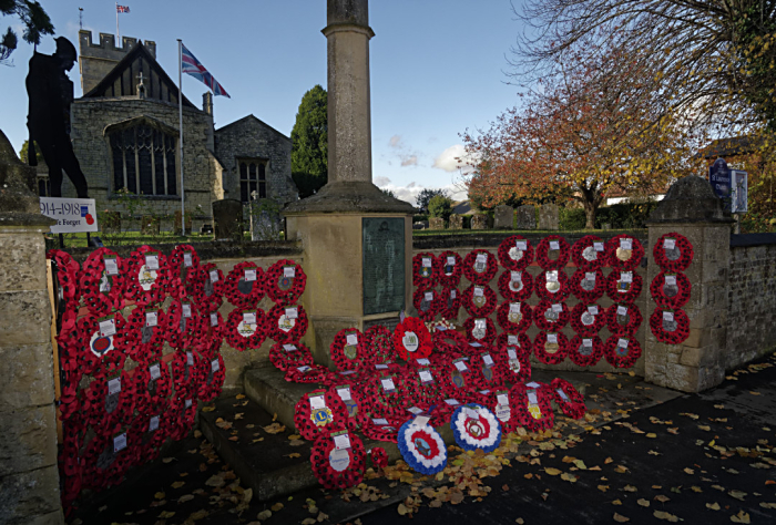 Winslow Remembrance Day 2018 23
