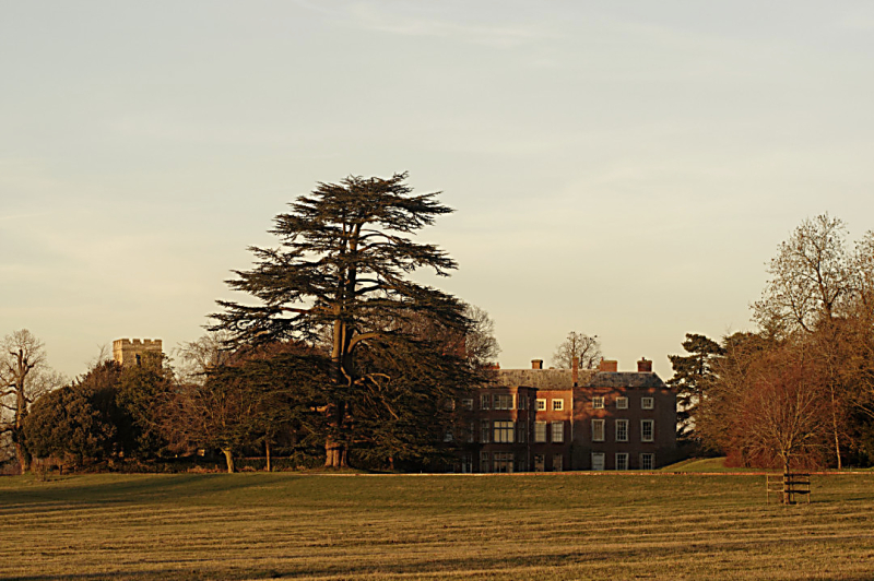 Claydon House South front