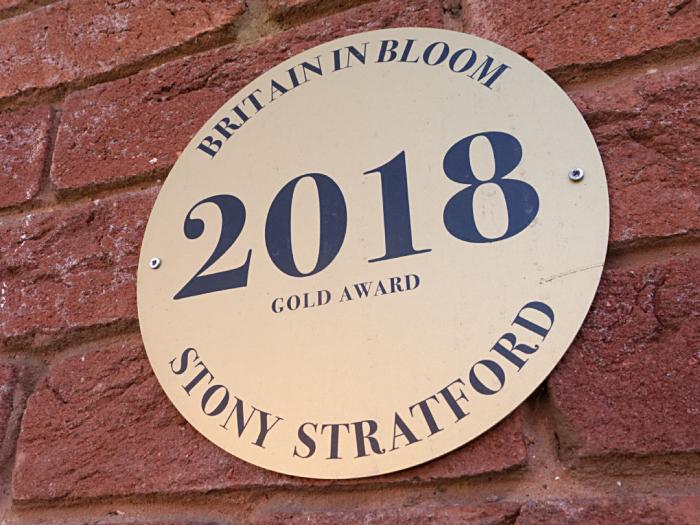 Stony Stratford  Britain in Bloom award
