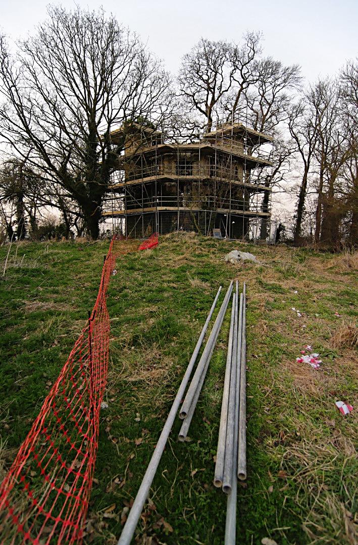 Dinton Castle  2009