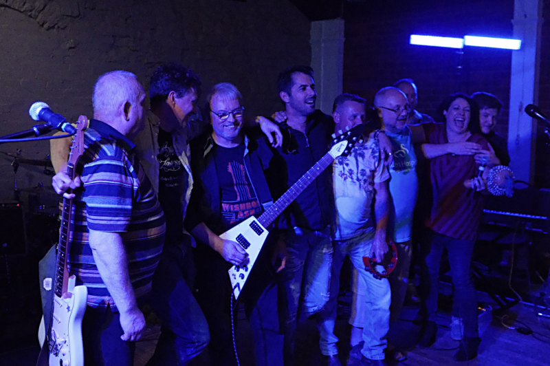 Rock for Willen lineup
