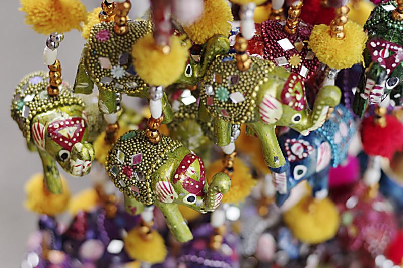 Elephant decorations
