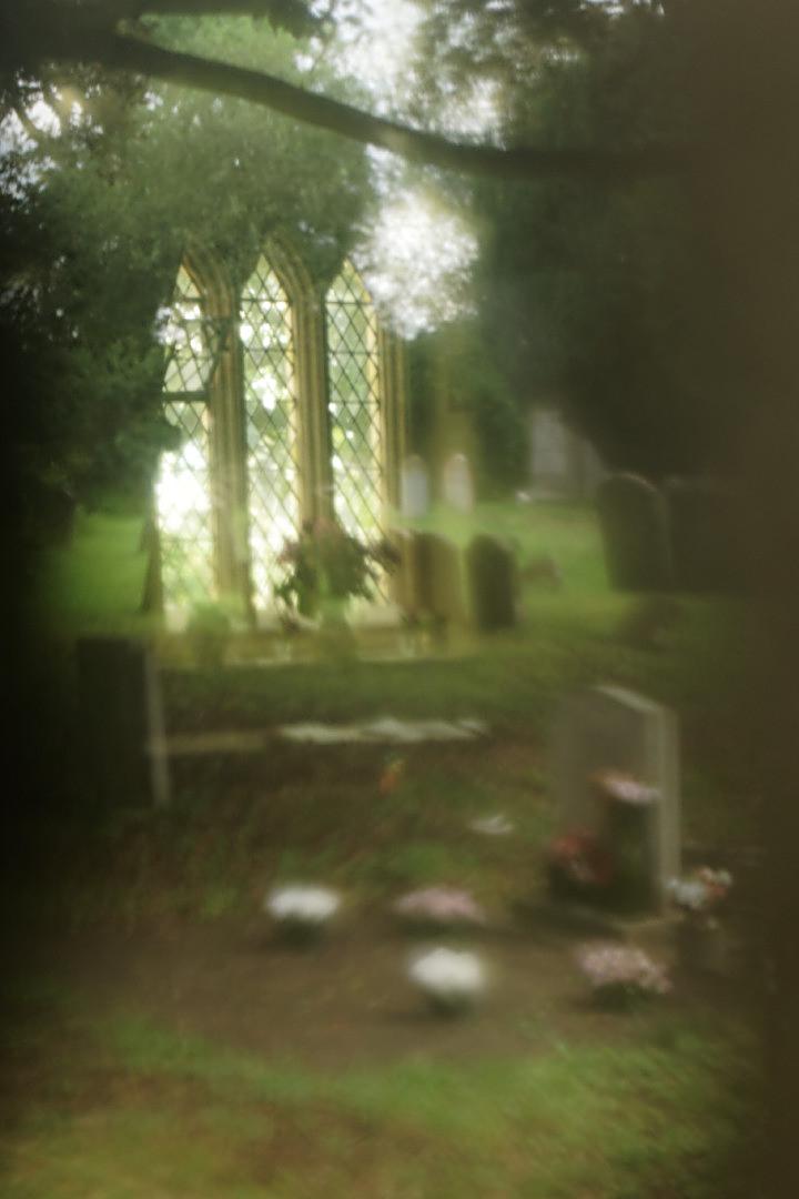 Inside:outside Ickford church