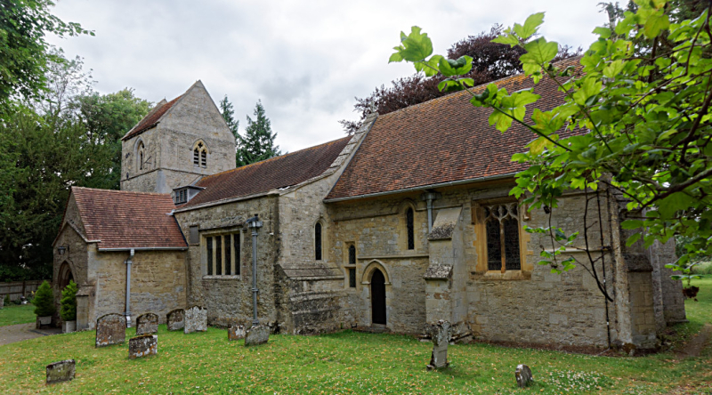 Church of St Nicholas  Ickford