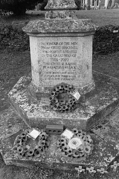 Great Brickhill war memorial