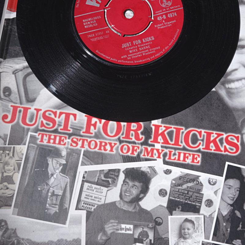 Just For Kicks on Just For Kicks