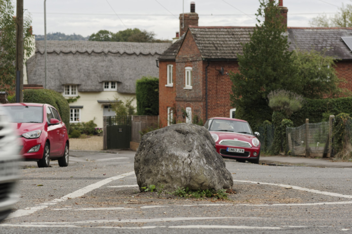 The Soulbury Stone