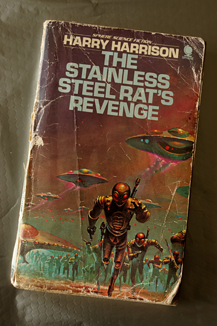 Stainless Steel Rat's Revenge