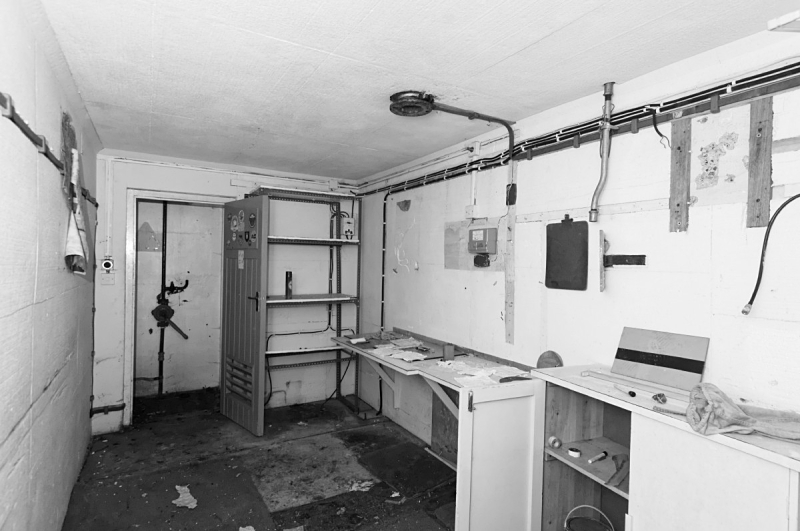 Inside Whitchurch ROC post
