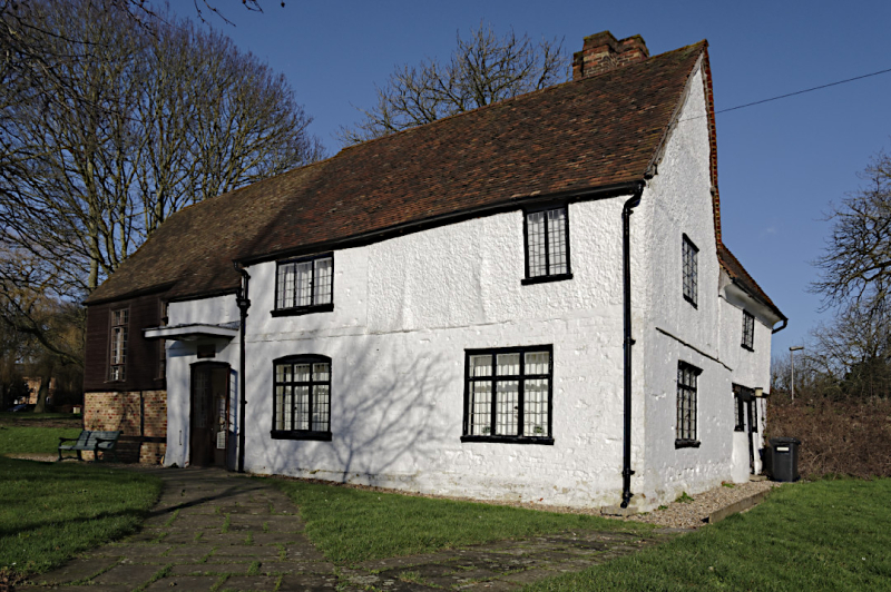 Rectory Cottages  Bletchley