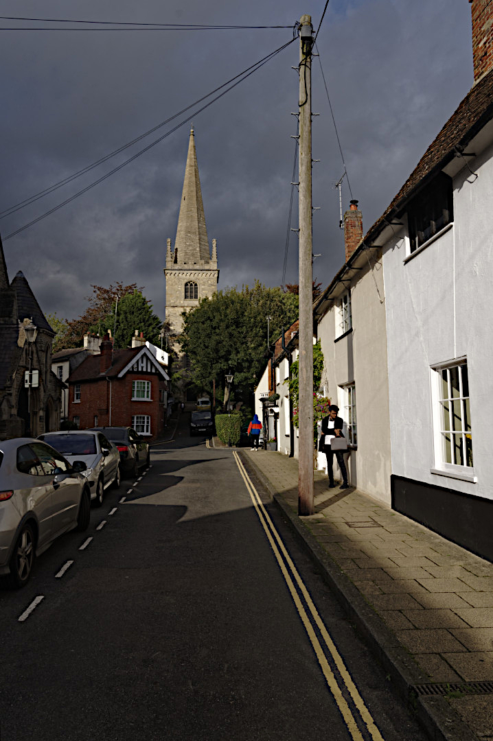 Church Street  Buckingham