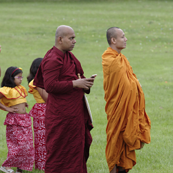 Monks for other traditions