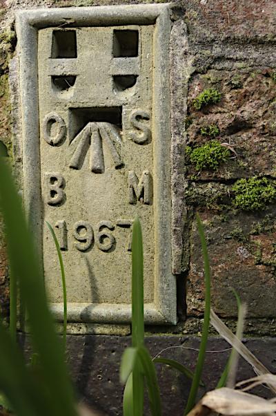 Bench mark 1967