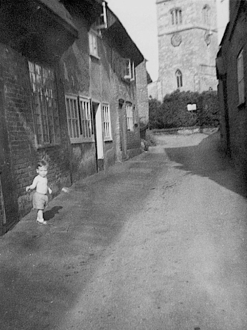 Church Street  Winslow  Summer 1961