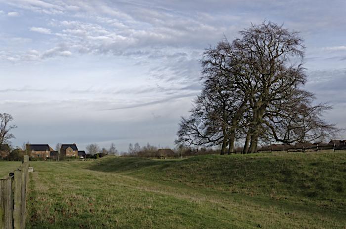 Castlethorpe earthworks