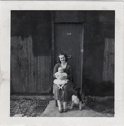 Vera and Roger Bradbury