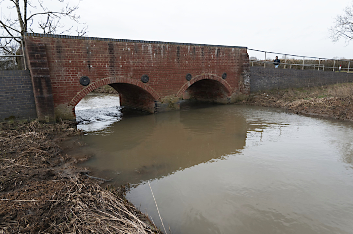Granborough Brook bridge