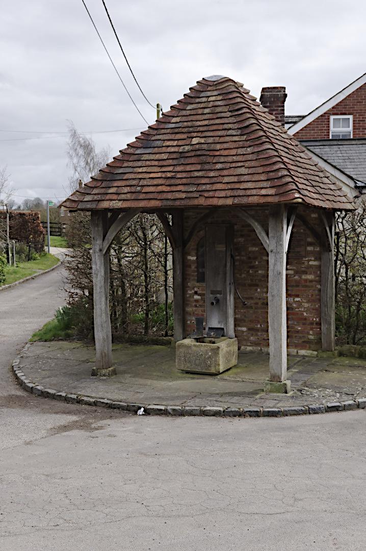 John Schorne's well