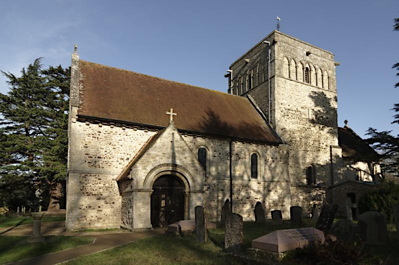 Stewkley's Norman church