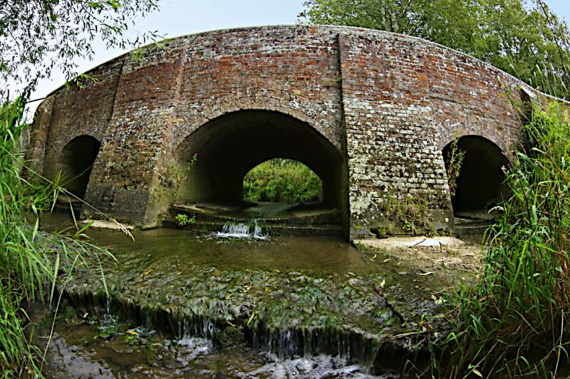 Shipton Brook bridge  Bucks