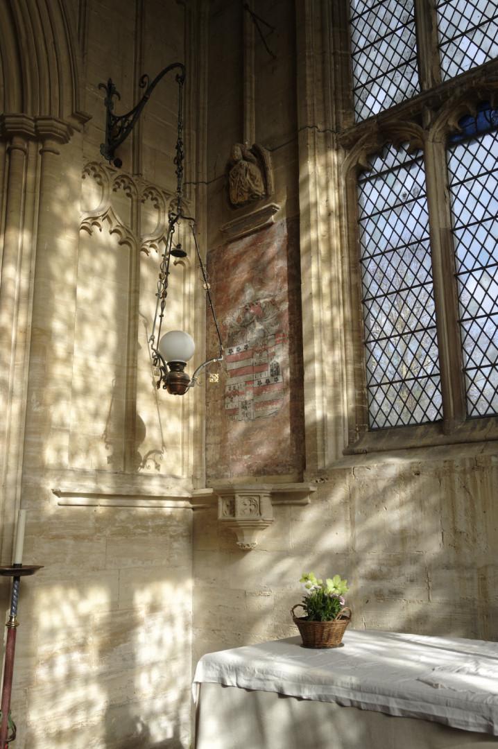 South Transept  Hillesden