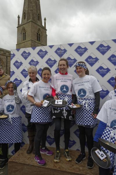 Olney race winners