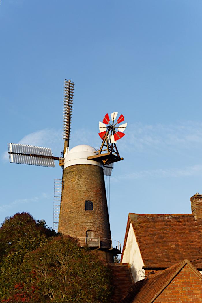 Quainton windmill